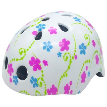 Шлем детский Tech Team GRAVITY 800 белый объем 48-56см