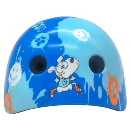 Шлем детский Tech Team GRAVITY 800 синий объем 48-56см
