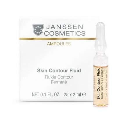 Лифтинг-сыворотка Janssen Anti-age с пептидами 7х2 мл