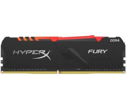 Оперативная память Kingston HyperX FURY RGB (HX432C16FB3A/8)