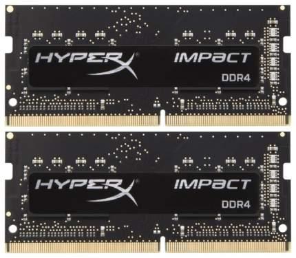 Оперативная память Kingston HyperX Impact (Kit of 2) (HX426S15IB2K2/16)