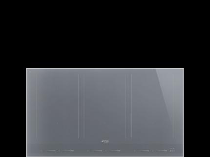 Встраиваемая индукционная панель Smeg SIM1963DS Silver