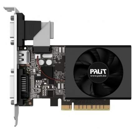Видеокарта Palit nVidia GeForce GT 710 (PA-GT 710 LP)