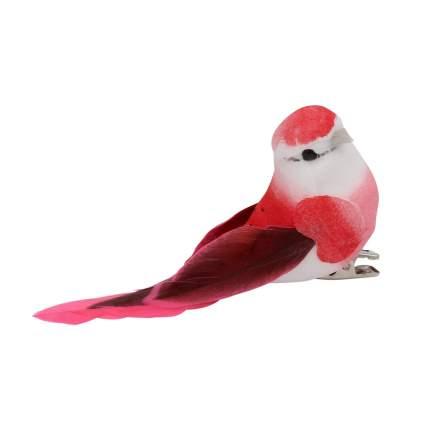 Птички с клипсой 10см, 12шт