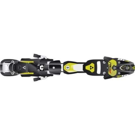 Крепление Fischer Rc4 Z 20 Ff X Race Service (Rs) Brake 85 [A] 2019, желтые/черные, 85 мм