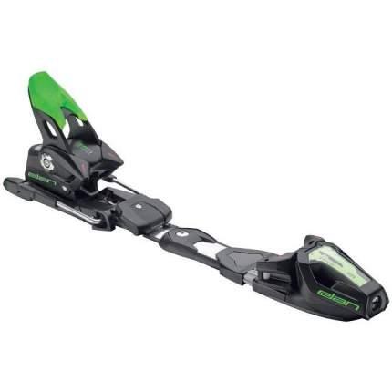 Крепление горнолыжное Elan Er 14.0 Ff+ 2021, зеленые/черные, 85 мм