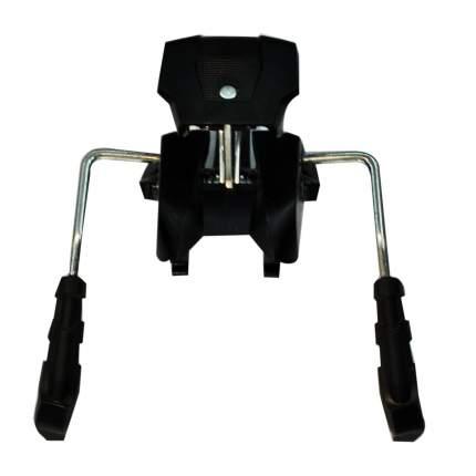 Крепление горнолыжное Elan Powerrail Brake2 Ld 110 [F] 2021, черные, 110 мм
