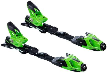 Крепление горнолыжное Elan Er 18.0 X Rd Ff St Brake 85[A] 2021, зеленые/черные, 85 мм