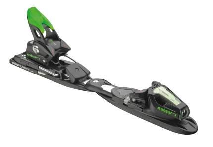 Крепление горнолыжное Elan Er 14.0 Ff Brake 85[D] 2021, зеленые/черные, 85 мм