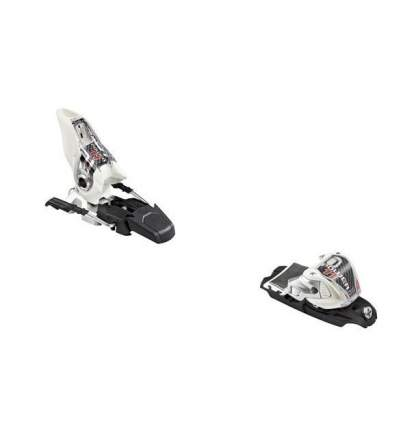 Крепление горнолыжное Blizzard Iq Power11 Heel+ Br90 2012, белые/черные, 90 мм