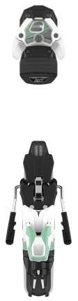 Крепление горнолыжное Atomic Warden MNC 11 + Brake 90 2021, зеленые/черные, 90 мм