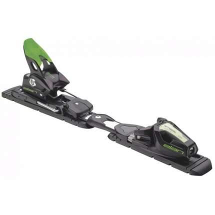 Крепление горнолыжное Elan Er 11.0 Ff+ 2021, зеленые/черные, 85 мм