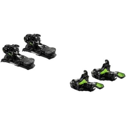 Крепление горнолыжное Elan Ion 12 2019, зеленые/черные, 100 мм