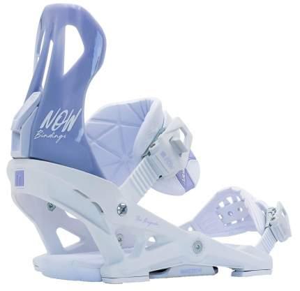 Крепление для сноуборда Now Brigada 2021, фиолетовое, M
