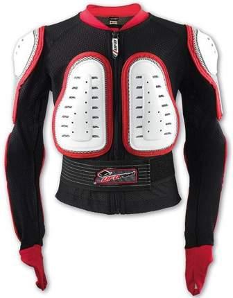 Защитная куртка Nidecker 2018-19 Kids Predator Jacket White/Red XL