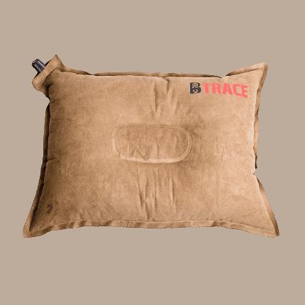 Подушка самонадувающаяся Warm 43x34x8,5 см коричневый (M0209) BTrace