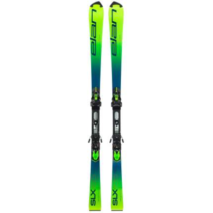 Горные лыжи Elan Slx Fis Plate 2021, green, 165 см