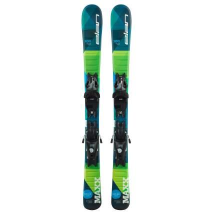 Горные лыжи Elan Maxx Qs 70-90 + El 4.5 Shift 2021, blue/green, 80 см