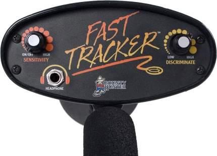 Металлоискатель Bounty Hunter Fast Tracker