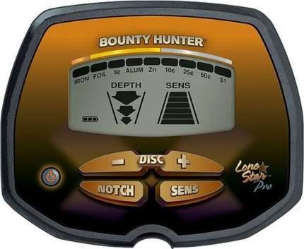 Металлоискатель Bounty Hunter Lone Star
