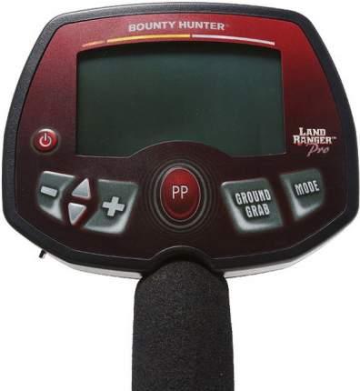 Металлоискатель Bounty Hunter Land Ranger Pro