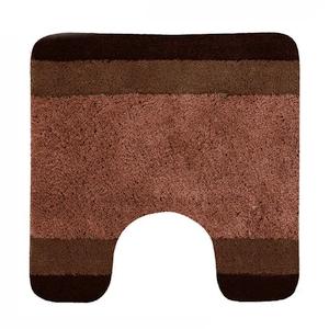 Коврик для туалета Balance коричневый, 55 x 55 см