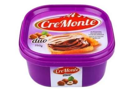 Какао-ореховая паста CreMonte Duo 250 г