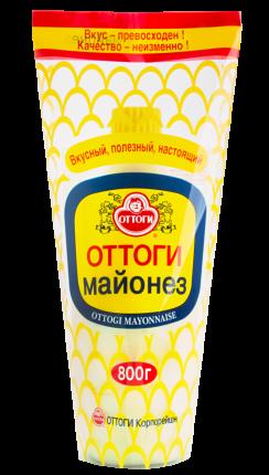 Майонез Ottogi золотой 800 г