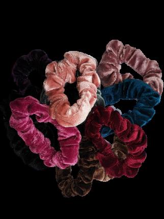 Набор резинок для волос Dio Ассорти, 10 штук