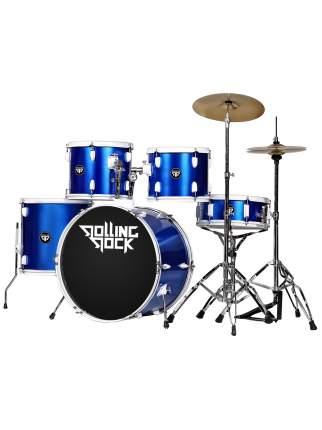 Ударная установка Rolling Rock Jr-2222q Bl