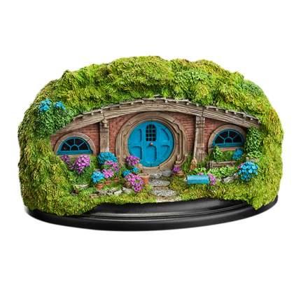 Фигурка в виде домика хоббита Weta Workshop The Hobbit: 36 Bagshot Row - Blue Door