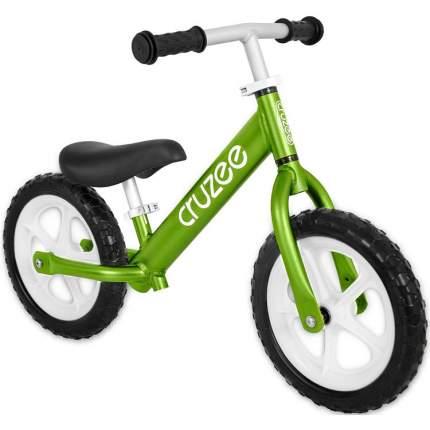 "Беговел Cruzee UltraLite 12"" зелёный"