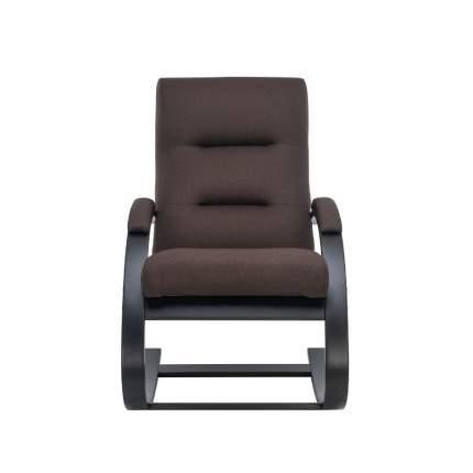 Кресло Leset Милано, Венге, ткань Малмо 28
