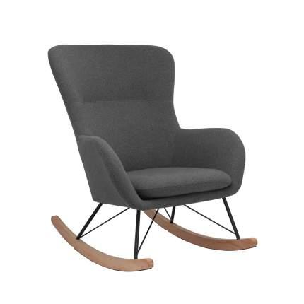 Кресло Leset Sherlock, серый