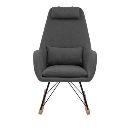 Кресло Leset Moris, серый