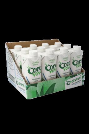 Чистая кокосовая вода Cocoyoyo 12 шт