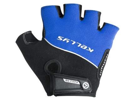 Велосипедные перчатки Kellys Race, синие, One Size
