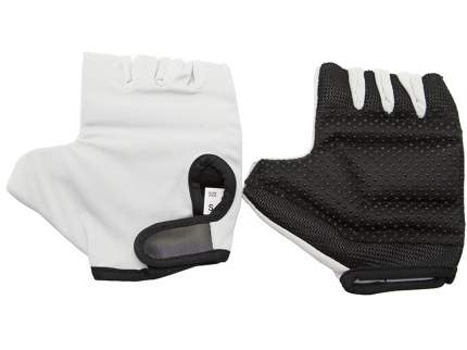 Велосипедные перчатки TBS FTB10412, белые, One Size