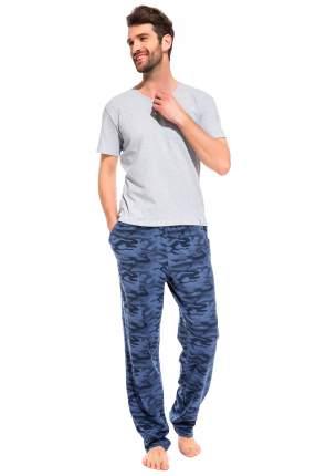 Брюки мужские Peche Monnaie Marine Militaire PM France 042 синие M