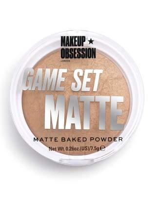 Makeup Obsession Пудра компактная Kalahari