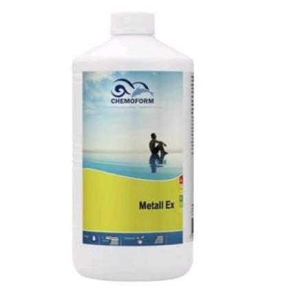 Средство для чистки бассейна Chemoform 1091001 Metall Ex 1 л