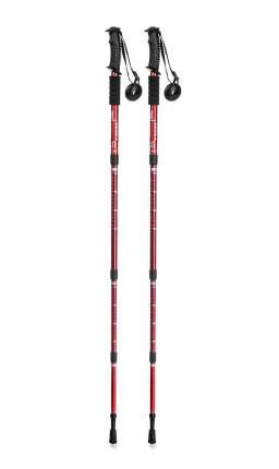 Палки треккинговые 51-110см (YJQT-32-Red)