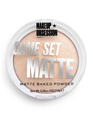 Makeup Obsession Компактная пудра Cabo