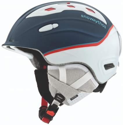 Горнолыжный шлем Alpina All Mountain Snow Mythos 2021, white/blue, S/XS