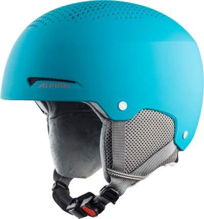 Горнолыжный шлем Alpina Zupo 2021, turquoise matt, S/XS