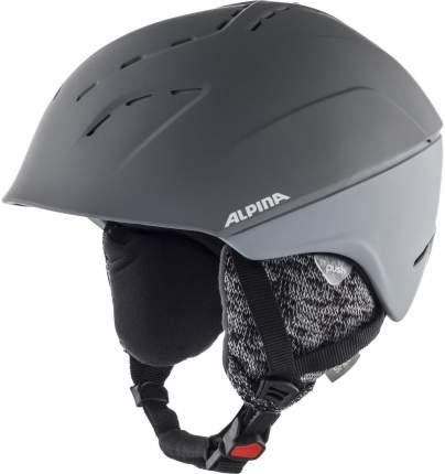 Горнолыжный шлем Alpina Spice 2021, grey matt, S/XS