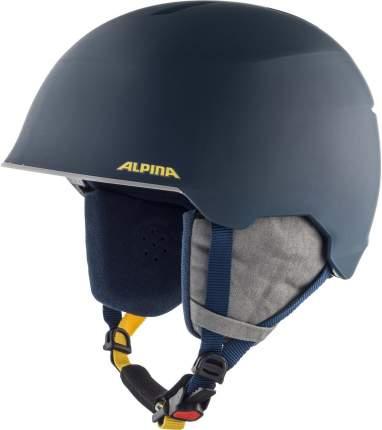 Горнолыжный шлем Alpina Maroi Jr 2020, ink/grey matt, XS/XXS