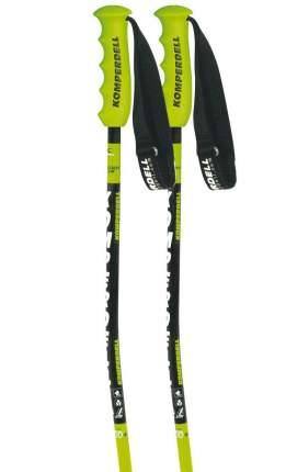 Горнолыжные палки Komperdell Racing Nationalteam Carbon Ski Cross Bent 120 см