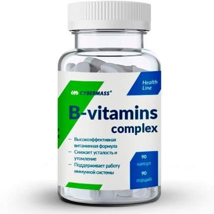 Комплекс витаминов группы B CYBERMASS B-Vitamins Complex капсулы 90 шт.