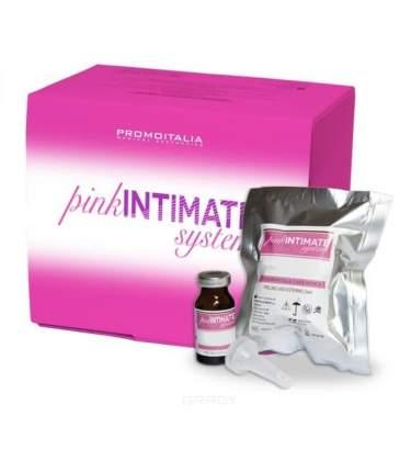 Пилинг-система для отбеливания и омоложения интимной зоны Promoitalia Pink Intimate System